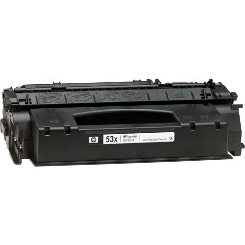 HP LaserJet 53X Black Print Cartridge