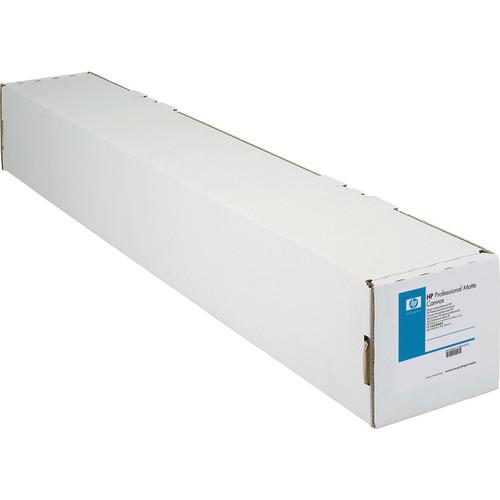 "HP Q8672A Professional Matte Canvas (60"" x 50' Roll)"
