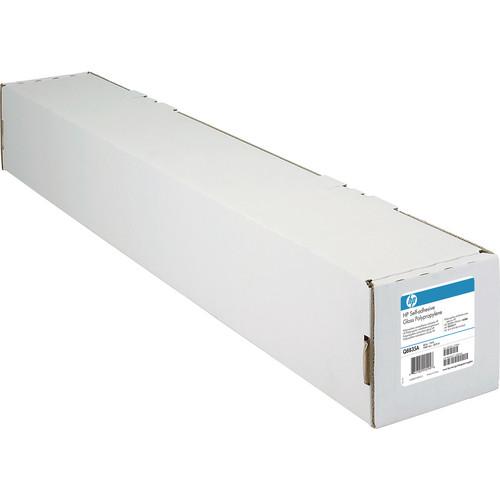 "HP Q8835A Self-Adhesive Gloss Polypropylene (42"" x 75' Roll)"