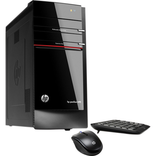 HP Pavilion Elite h8-1010 Desktop Computer