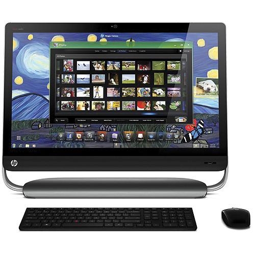 "HP Omni 27-1054 27"" All-in-One Desktop Computer"