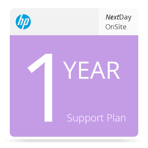 HP 1-Year Next Business Day Onsite DMR Support for Z3100/Z3200 Printers