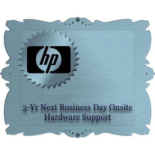 HP 3-Yr Next Business Day Onsite Hardware Support For CP4525 Series