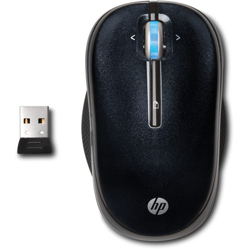 HP 2.4GHz Wireless Optical Mouse