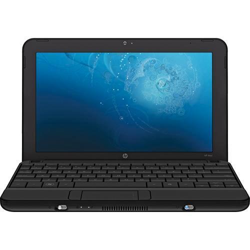 HP Mini 110-1125NR Netbook Computer (Black Swirl Imprint)