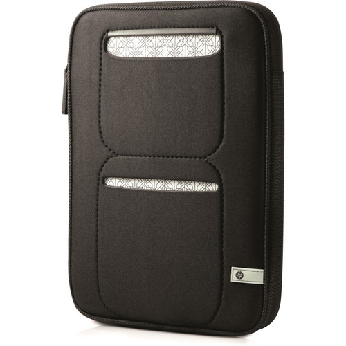 "HP 10.2"" Mini Sleeve (Black/Silver)"