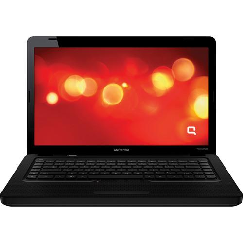 """HP Compaq Presario CQ62-410US 15.6"""" Notebook Computer (Matte Black)"""
