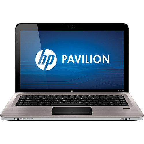 "HP Pavilion dv6-3250us Entertainment 15.6"" Notebook Computer (Aluminum Argento Stream Design)"