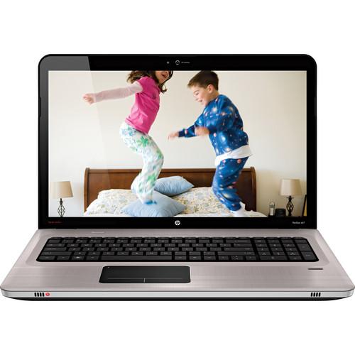 "HP Pavilion dv7-4280us Entertainment 17.3"" Notebook Computer (Aluminum Argento Stream Design)"