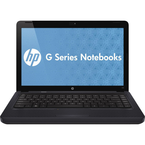"""HP G42-410US 14"""" Notebook Computer (Charcoal Prism Imprint)"""