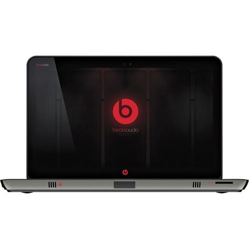 """HP ENVY 14-1260SE Beats Edition 14.5"""" Notebook Computer (Black Aluminum)"""