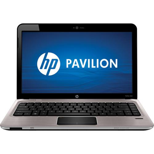 "HP Pavilion dm4-1277sb 14"" Notebook Computer (Aluminum Argento Stream Design)"