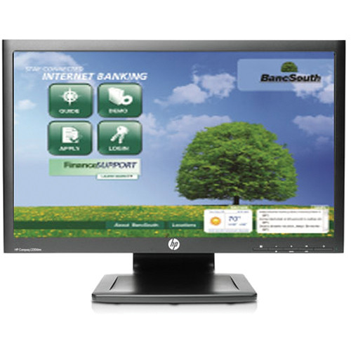 "HP B0L55A8 Compaq L2206tm 21.5"" LED Backlit Touch Monitor"