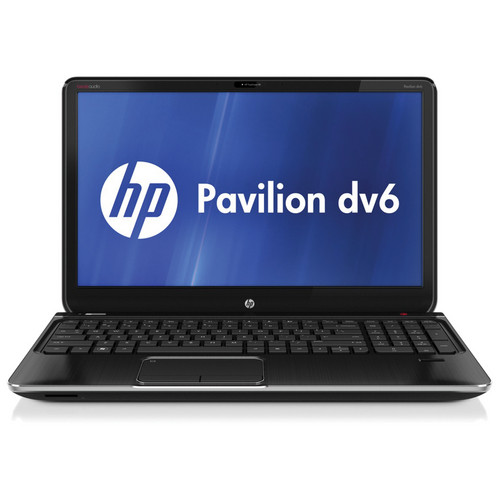 "HP Pavilion dv6-7137 15.6"" Notebook Computer (Black)"