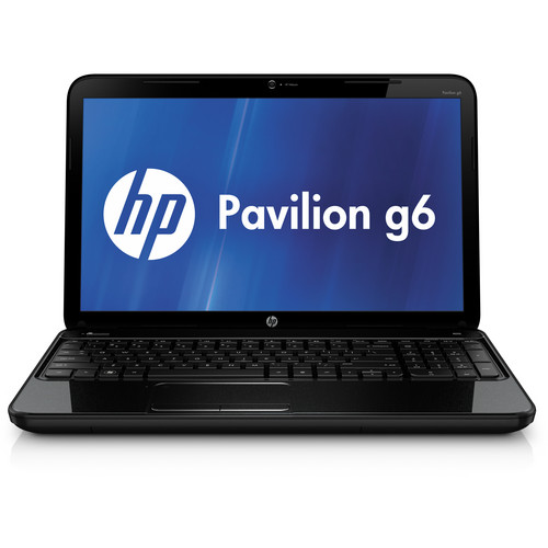 "HP Pavilion g6-2129nr 15.6"" Notebook PC (Sparkling Black)"