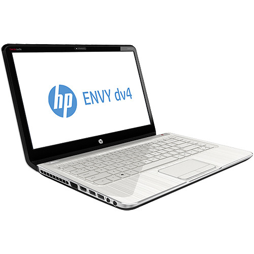 "HP ENVY dv4-5220us 14"" Notebook Computer (White)"