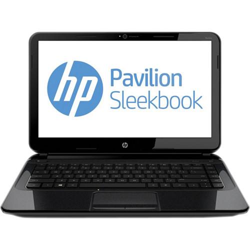"HP Pavilion Sleekbook 14-b010us 14"" Notebook PC (Sparkling Black)"