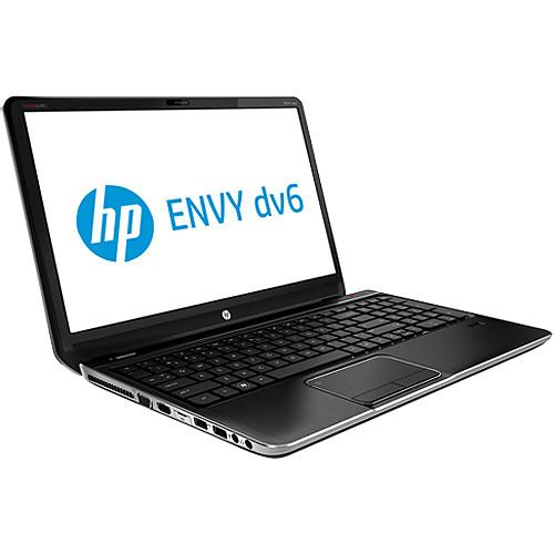 """HP ENVY dv6-7210us 15.6"""" Notebook PC (Midnight Black Aluminum)"""