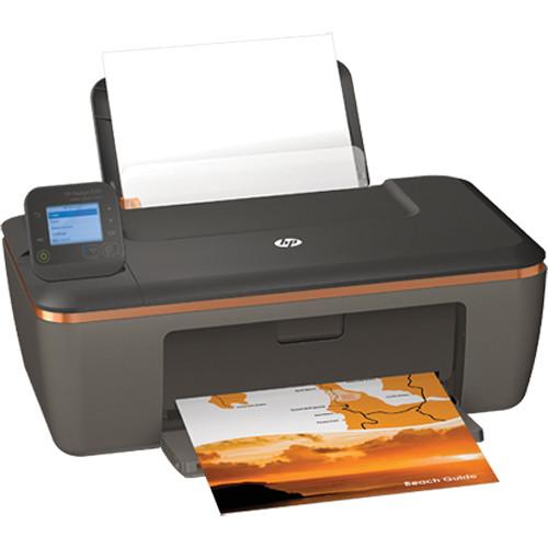 HP Deskjet 3510 Wireless Color e-All-In-One Inkjet Printer