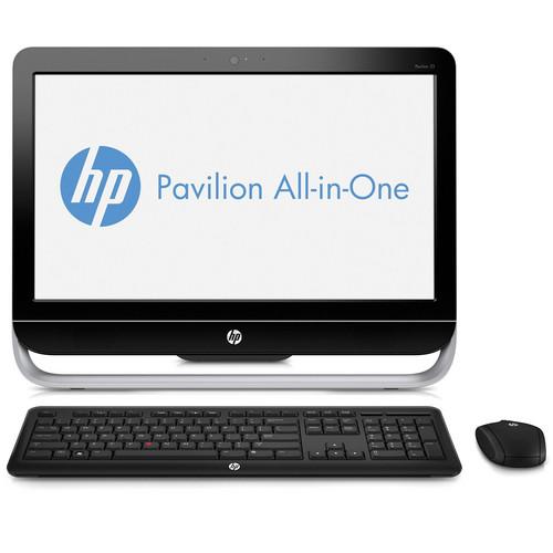 "HP Pavilion 23-1030 23"" All-in-One Desktop Computer"