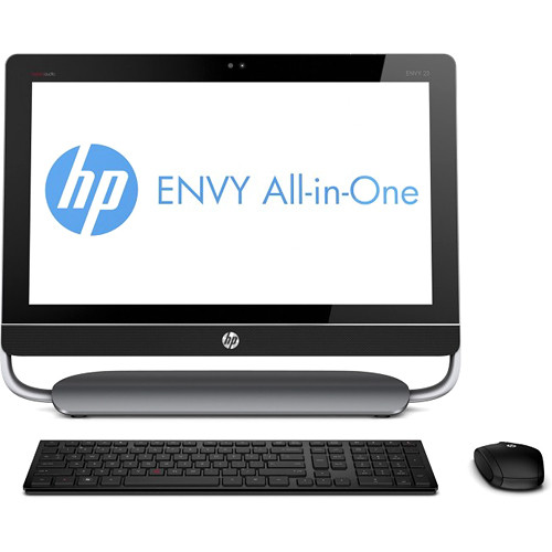 "HP ENVY 20-d010 TouchSmart 20"" All-in-One Desktop Computer"