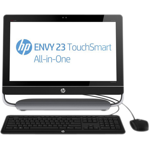 HP ENVY 23-d038 TouchSmart All-In-One Desktop PC