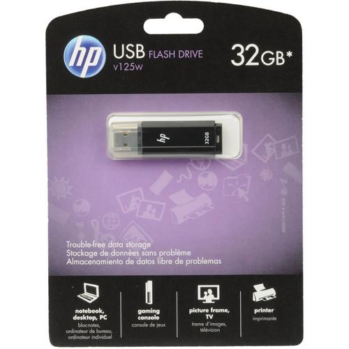 HP 32GB v125w USB Flash Drive