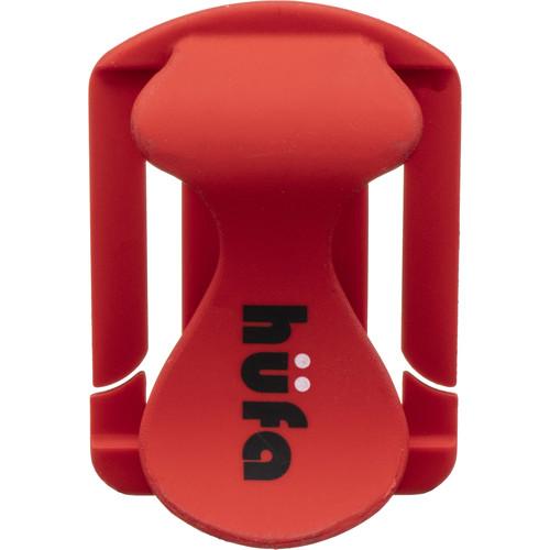 HUFA Lens Cap Clip (Red)