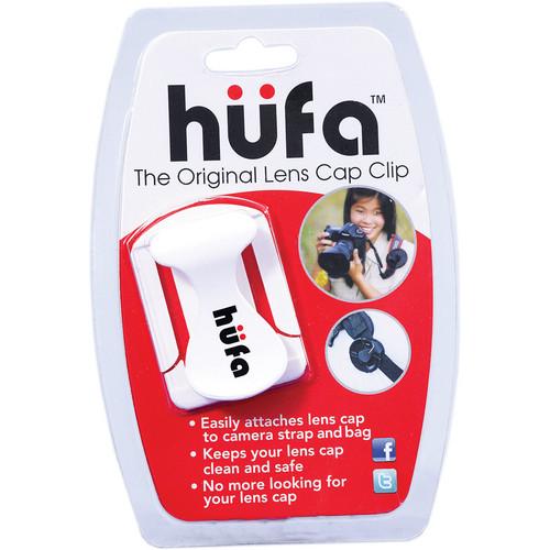 HUFA Lens Cap Clip (White)