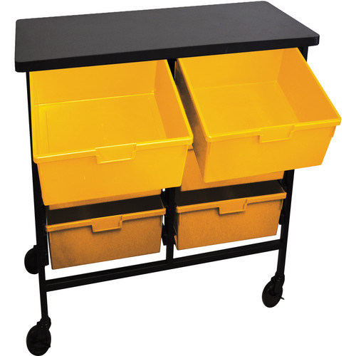 H. Wilson C122D6-PY Bin Workstation/Storage Unit