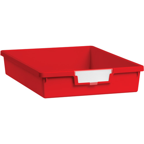 H. Wilson CE1950-PR Single Depth Tray  (Red)