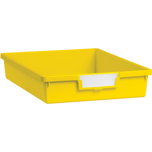 H. Wilson CE1950-PY Single Depth Tray  (Yellow)