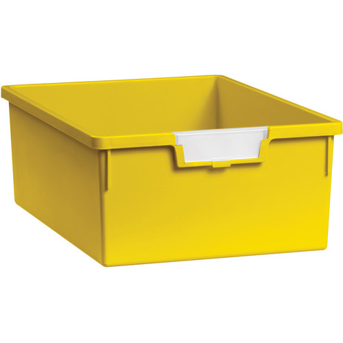 H. Wilson CE1952-PY Double Depth Tray  (Yellow)