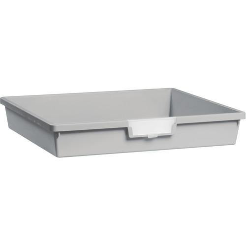 H. Wilson CE1956-LG Single Depth Tray  (Light Gray)