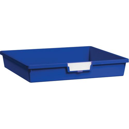 H. Wilson CE1956-PB Single Depth Tray  (Blue)