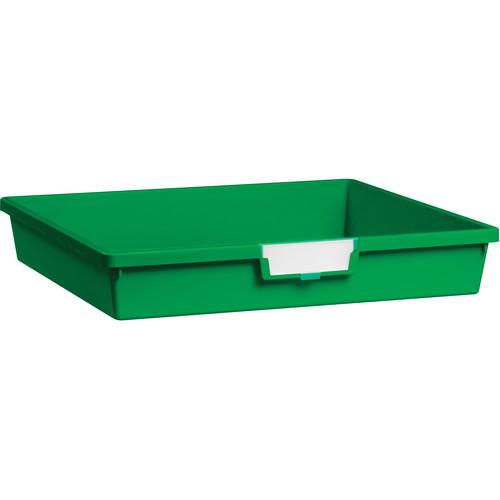 H. Wilson CE1956-PG Single Depth Tray  (Green)