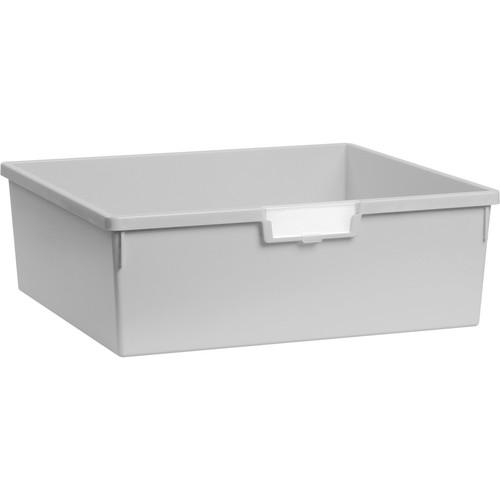H. Wilson CE1958-LG Double Depth Tray  (Light Gray)