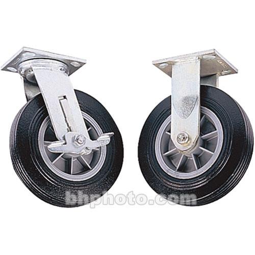 "H. Wilson 8"" Semi-Pneumatic Tires"