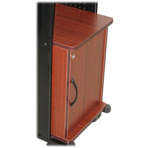 H. Wilson Cabinet Pack for WPS4BR5 Presentation Station (Black Cherry/Black)
