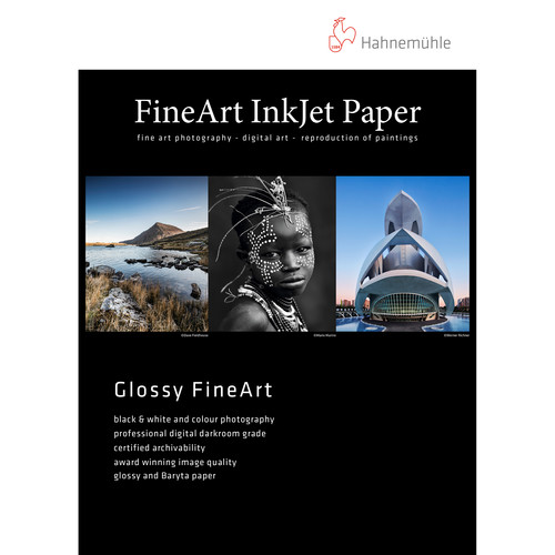 """Hahnemühle Fineart Pearl Paper (13 x 19"""", 25 Sheets)"""