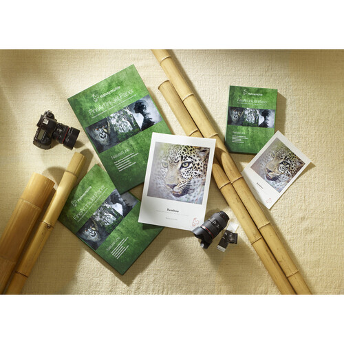 """Hahnem�hle Bamboo Fine Art Paper (17"""" x 39' Roll)"""