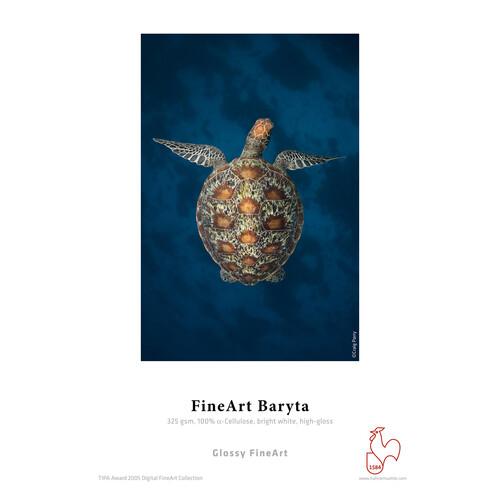 "Hahnemuehle Fine Art Baryta Paper (325gsm) for Inkjet - 44"" x 39'"