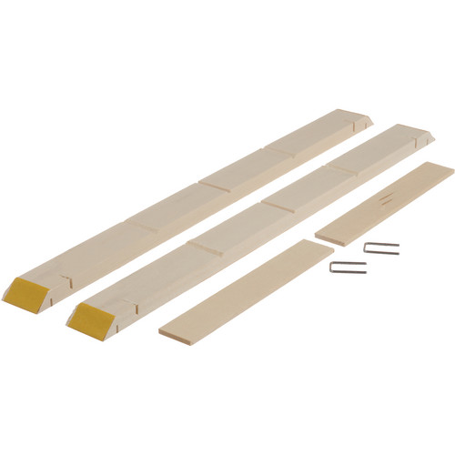 "Hahnemühle 14600103 Standard Gallerie Wrap Stretcher Bars (10"" Length, 2 Bars)"
