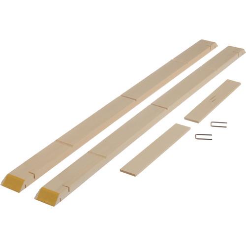 "Hahnem�hle 14600109 Standard Gallerie Wrap Stretcher Bars (16"" Length, 2 Bars)"