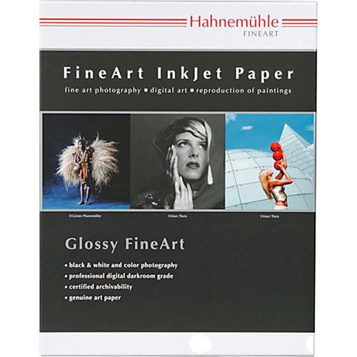 """Hahnem�hle Fineart Pearl Paper (4 x 6"""", 30 Sheets)"""