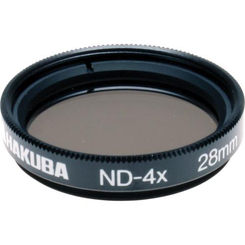 Hakuba 28mm Super ND 4x 1.2 Filter (4-Stop)
