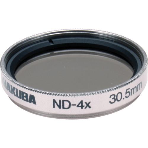 Hakuba 30.5mm Super ND 4x 1.2 Filter (4-Stop)