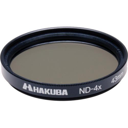 Hakuba 43mm Super ND 4x 1.2 Filter (4-Stop)