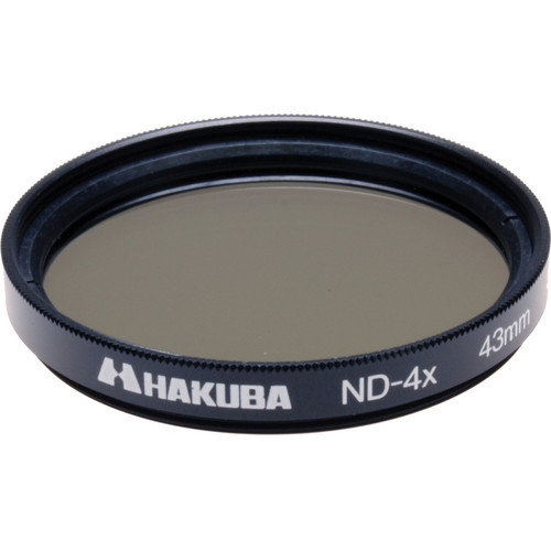 Hakuba 43mm Super ND 4x Filter