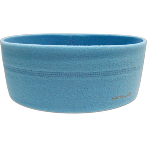 Halo Headphones Snow Bandeau Headband (Light Blue)